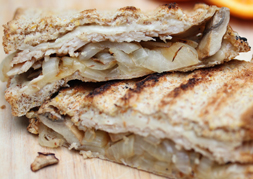 grilled turkey panini thumb Recipe Index