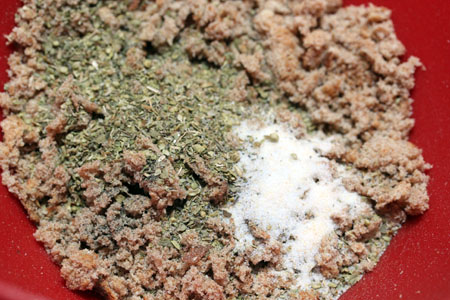 homemade bread crumbs 3 Homemade Bread Crumbs in Minutes   One Dish Dinner Tips and Tricks