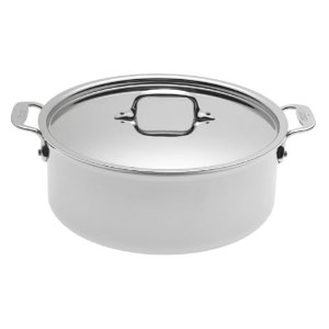 all clad stockpot How To