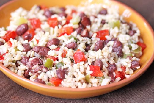 fiesta beans and rice Fiesta Beans and Rice Recipe