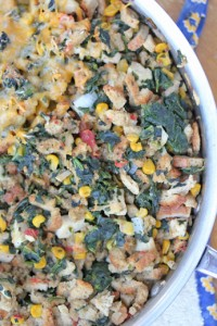 spicy stuffing and chicken  200x300 Recipe Index