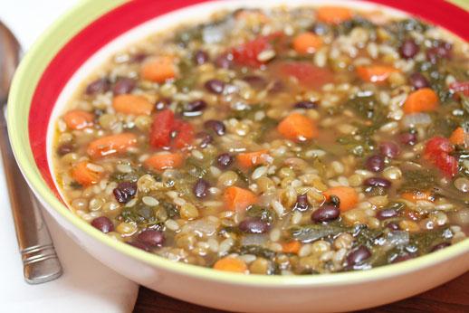 lentil minestore soup odd Lentil Minestrone Soup